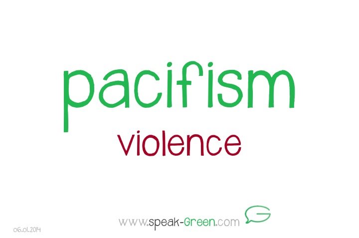 2014-01-06 - pacifism