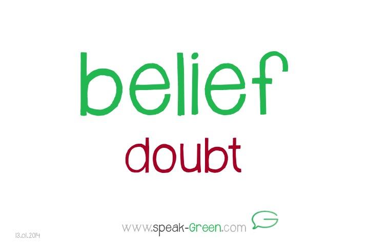 2014-01-13 - belief