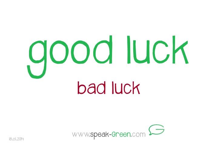2014-01-18 - good luck