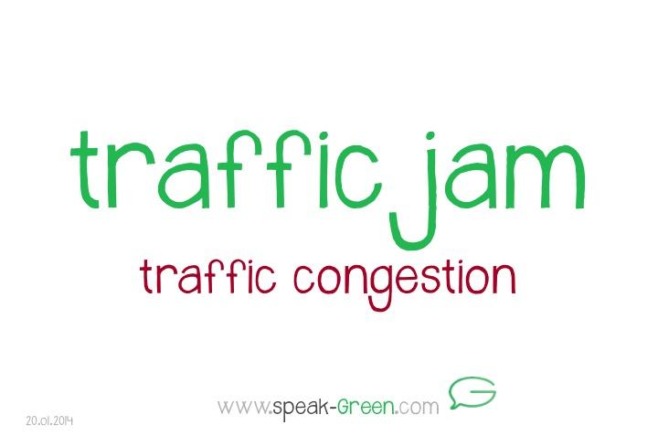 2014-01-20 - traffic jam