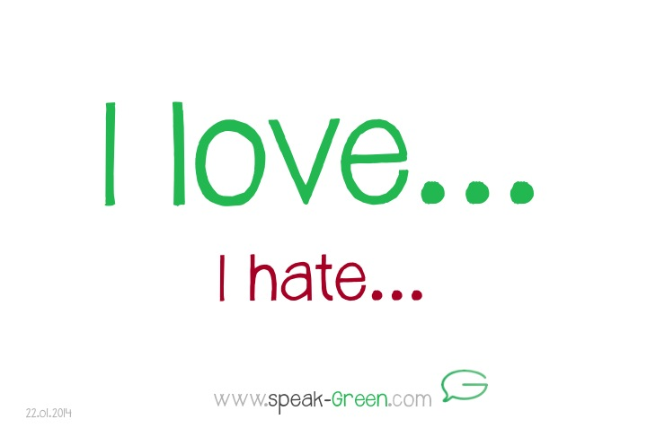 2014-01-22 - I love