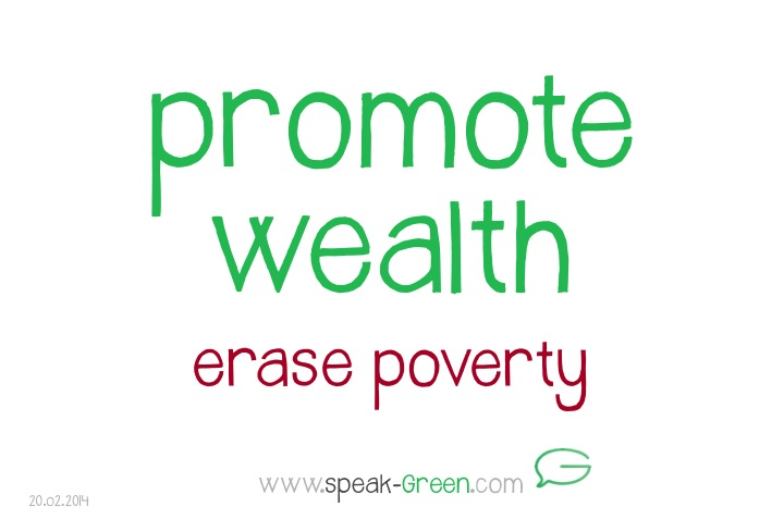 2014-02-20 w - promote wealth