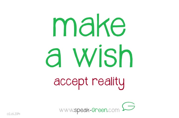 make a wish.02.01.2014